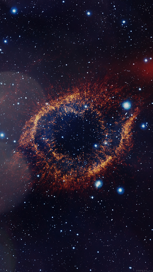 freeios8.com-iphone-4-5-6-plus-ipad-ios8-mo22-eye-of-space-star-galaxy-blue-flare