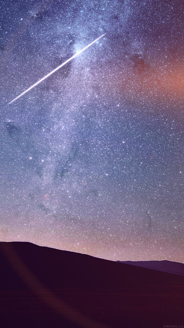 freeios8.com-iphone-4-5-6-plus-ipad-ios8-mo55-star-night-space-mountain-flare-galaxy-nature