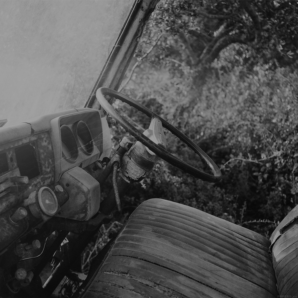 wallpaper-mo67-old-car-forest-vintage-black-dark-nature-carl-kadysz-wallpaper