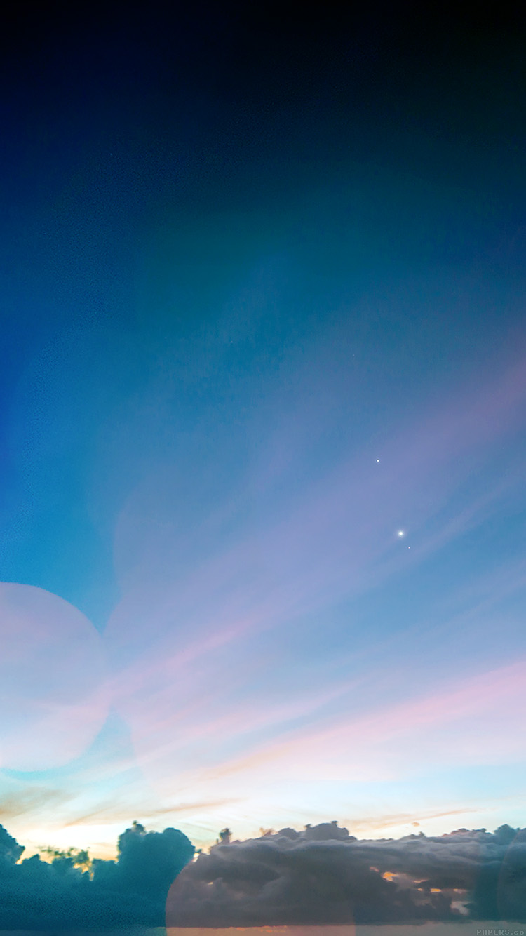 iPhone6papers.co-Apple-iPhone-6-iphone6-plus-wallpaper-mp97-sky-blue-sunshine-healing-nature-star-bokeh
