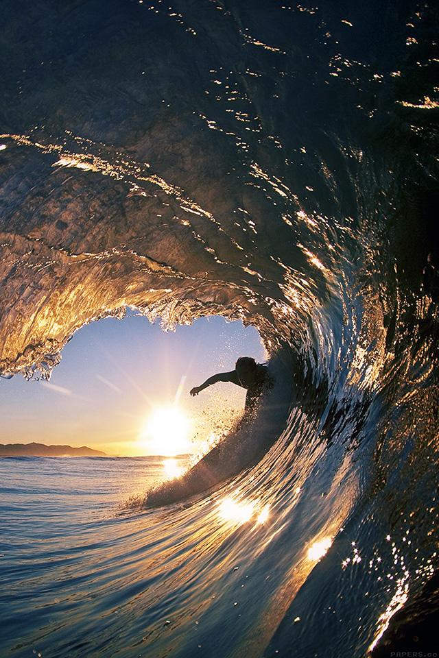 FREEIOS7   mq06-surf-wave-sea-nature-sunshine - parallax ...