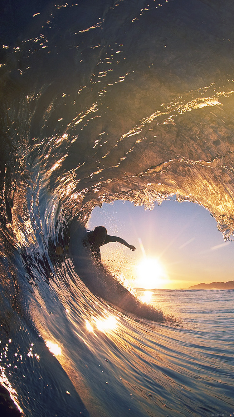 iPhonepapers.com-Apple-iPhone8-wallpaper-mq08-surf-wave-sea-nature-sunshine-flare