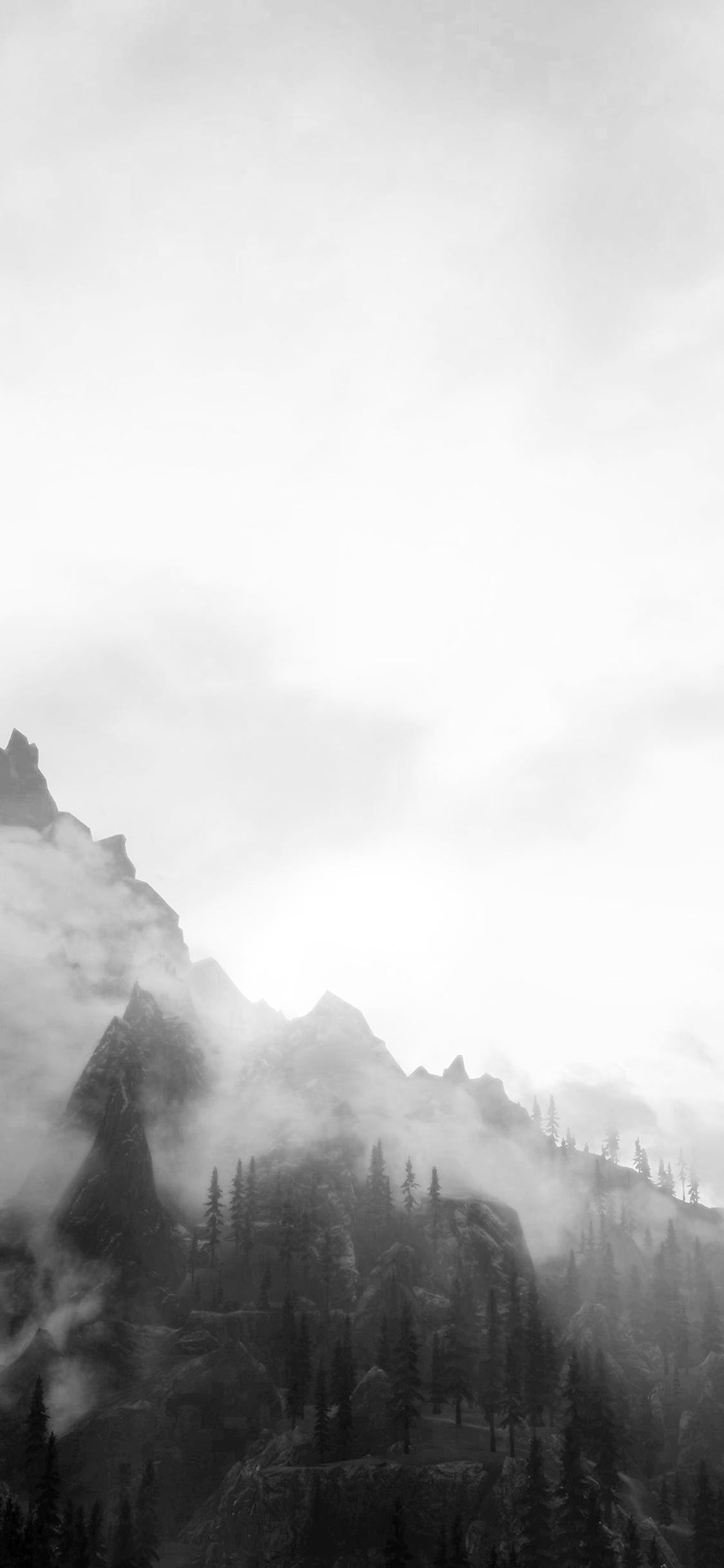 iPhoneXpapers.com-Apple-iPhone-wallpaper-mq30-foggy-mountain-sunshine-nature-white