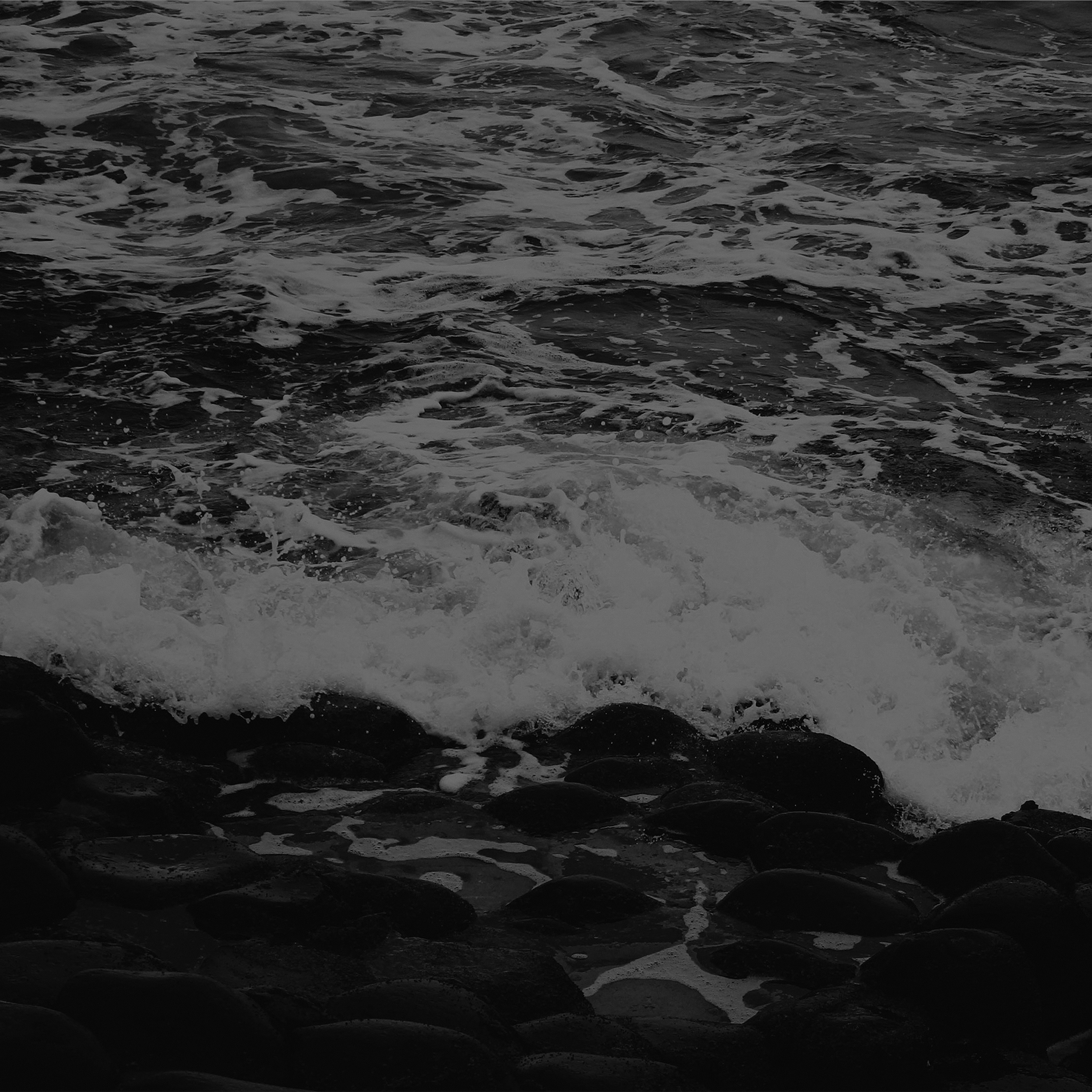 Image result for iPhone 11 Pro Beach black Waves wallpaper