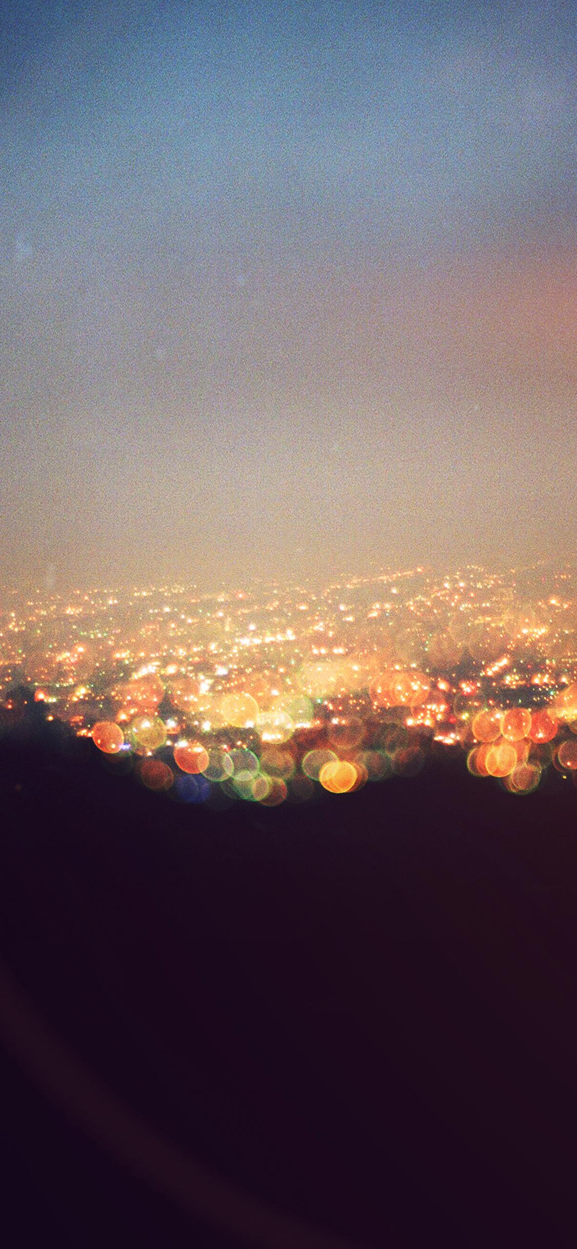 iPhoneXpapers.com-Apple-iPhone-wallpaper-mq72-bokeh-night-city-view-lights-flare