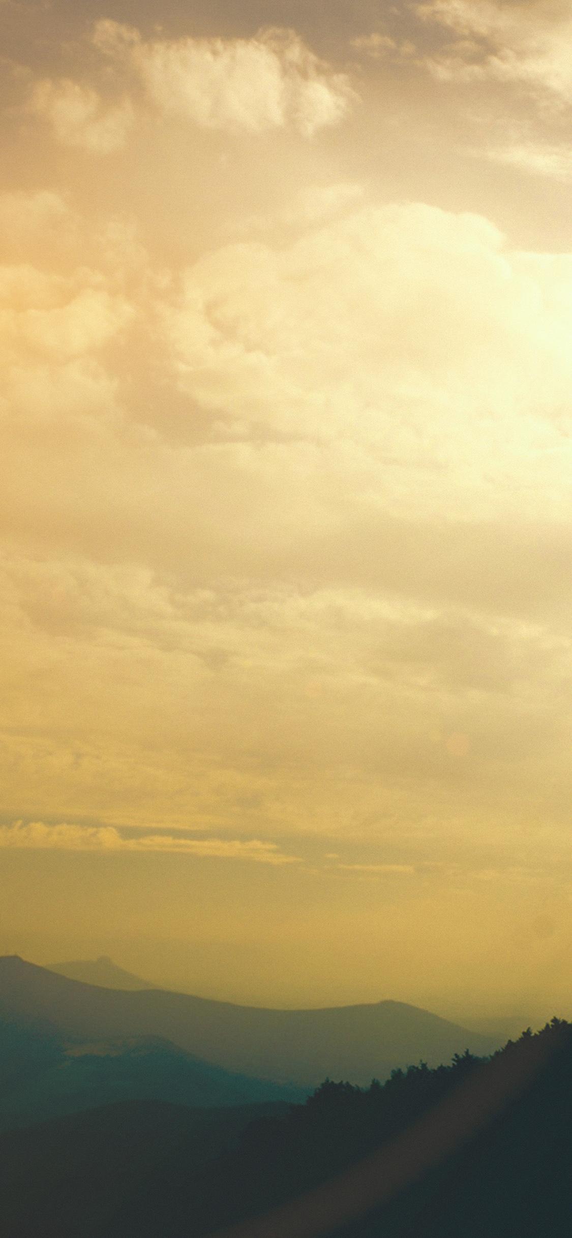 iPhoneXpapers.com-Apple-iPhone-wallpaper-mq93-the-end-sunrise-sky-cloud-shine-nature-orange