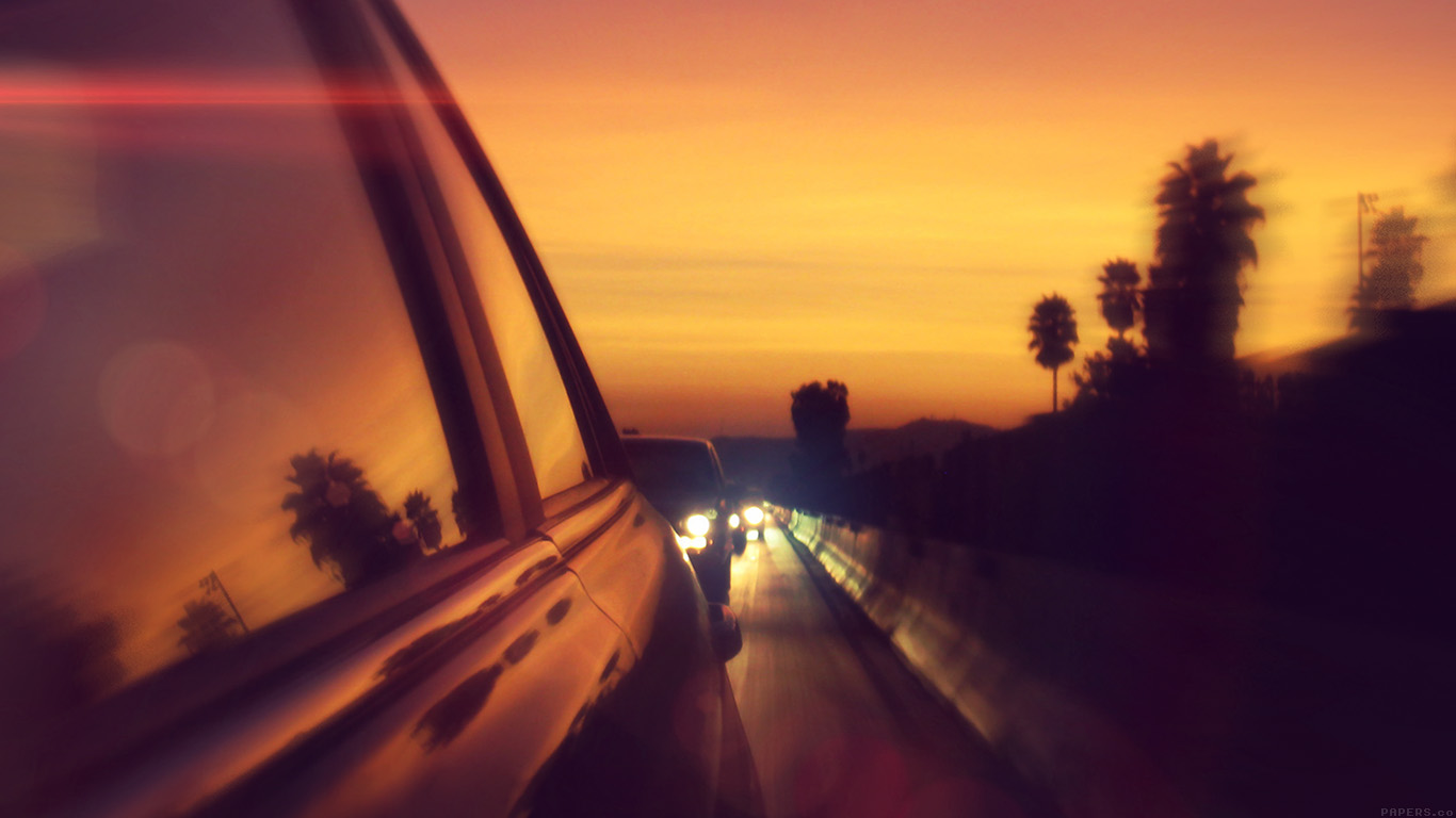desktop-wallpaper-laptop-mac-macbook-airmr04-drive-way-sunset-city-highway-car-flare-wallpaper