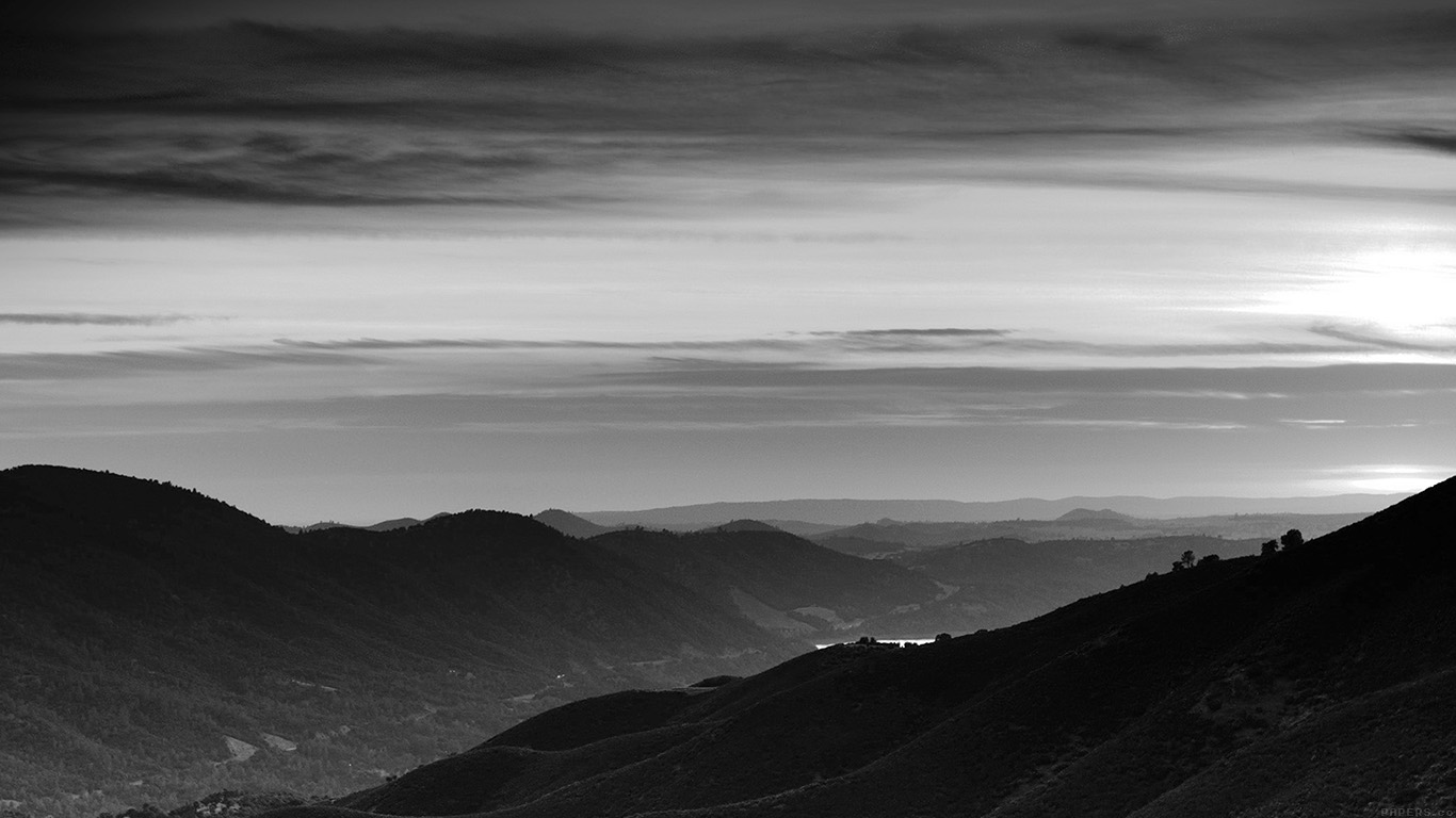 desktop-wallpaper-laptop-mac-macbook-air-mr29-road-curve-mountain-sunset-nature-lovely-bw-dark-wallpaper