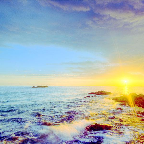 iPapers.co-Apple-iPhone-iPad-Macbook-iMac-wallpaper-mr42-sunshine-evening-sunset-beach-rock-nature-blue-wallpaper