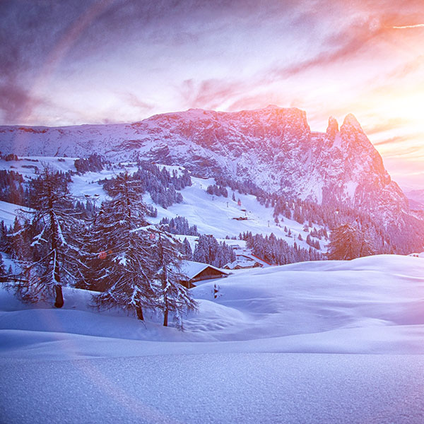 iPapers.co-Apple-iPhone-iPad-Macbook-iMac-wallpaper-mr47-mountain-green-snow-winter-nature-ski-flare-wallpaper