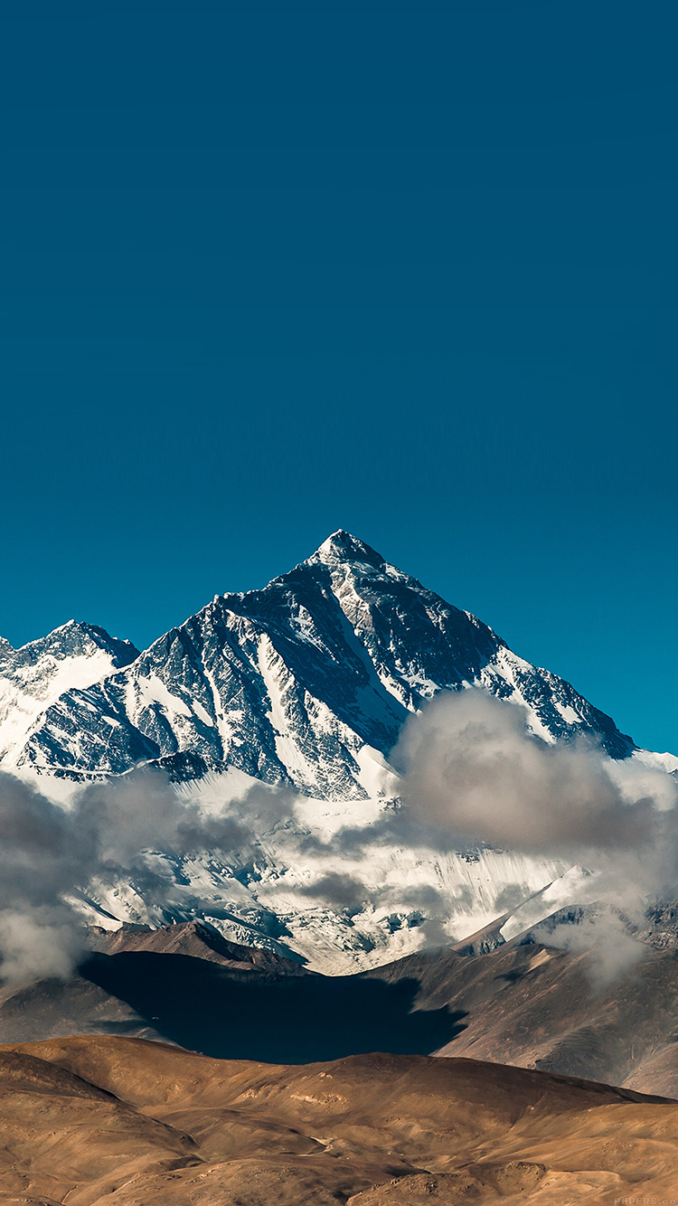 Papers.co-iPhone5-iphone6-plus-wallpaper-mr55-snow-solo-mountain-high-nature
