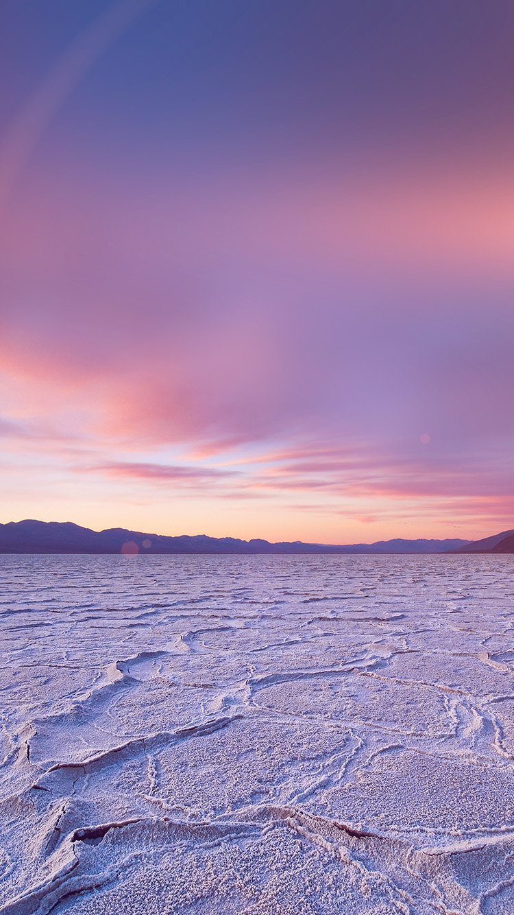 iPhone6papers.co-Apple-iPhone-6-iphone6-plus-wallpaper-mr61-dead-sea-snow-sunset-mountain-nature-flare