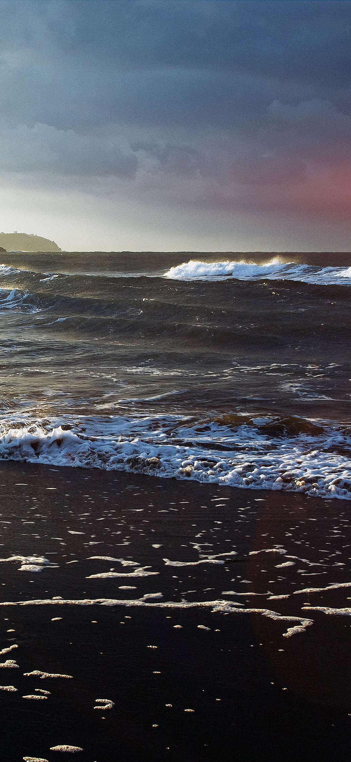 iPhoneXpapers.com-Apple-iPhone-wallpaper-mr74-beach-costal-nature-sea-water-summer-flare