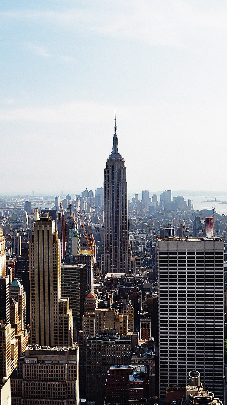 Mr77 Building Architecture City Newyork Empire Usa Papers Co