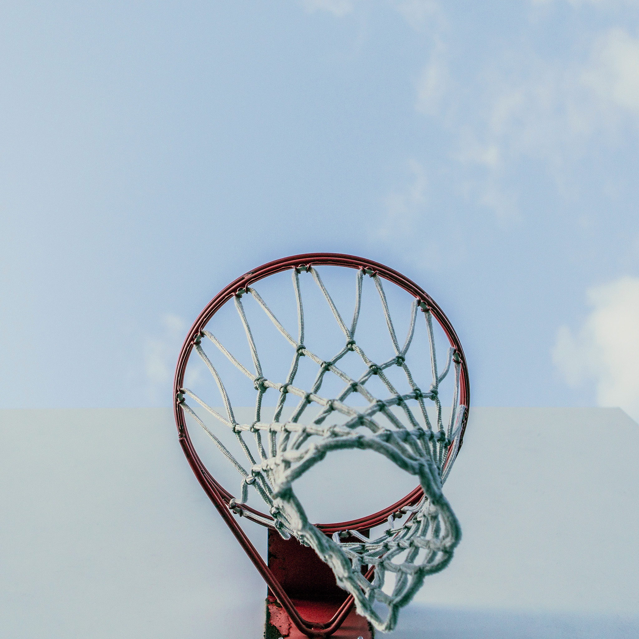 Basketball Iphone Wallpapers: Mr97-basketball-rim-red-sports - Parallax HD
