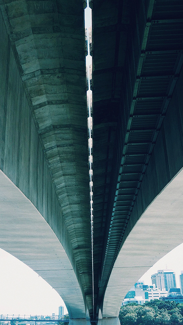 freeios8.com-iphone-4-5-6-plus-ipad-ios8-ms01-city-bridge-green-nature
