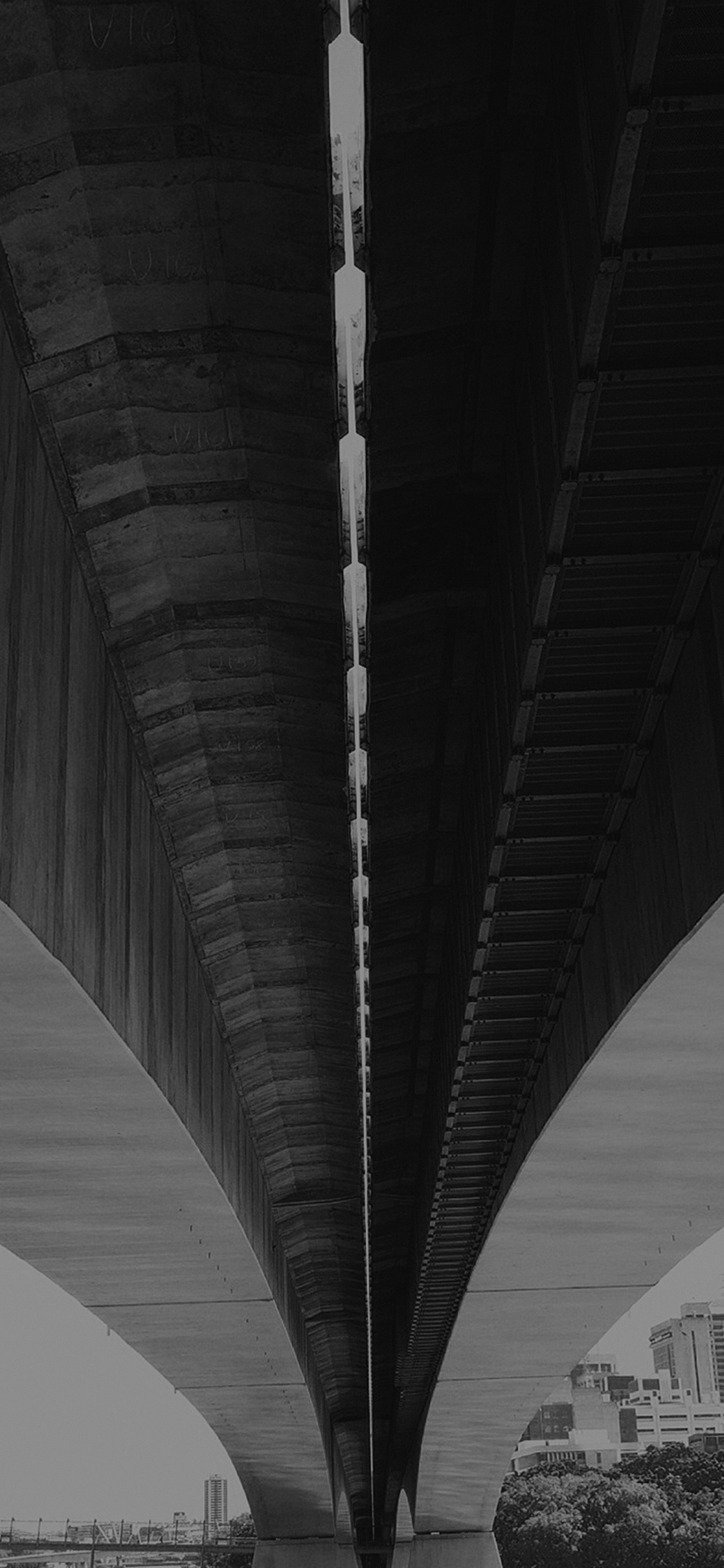 iPhoneXpapers.com-Apple-iPhone-wallpaper-ms03-city-bridge-nature-dark-black-bw