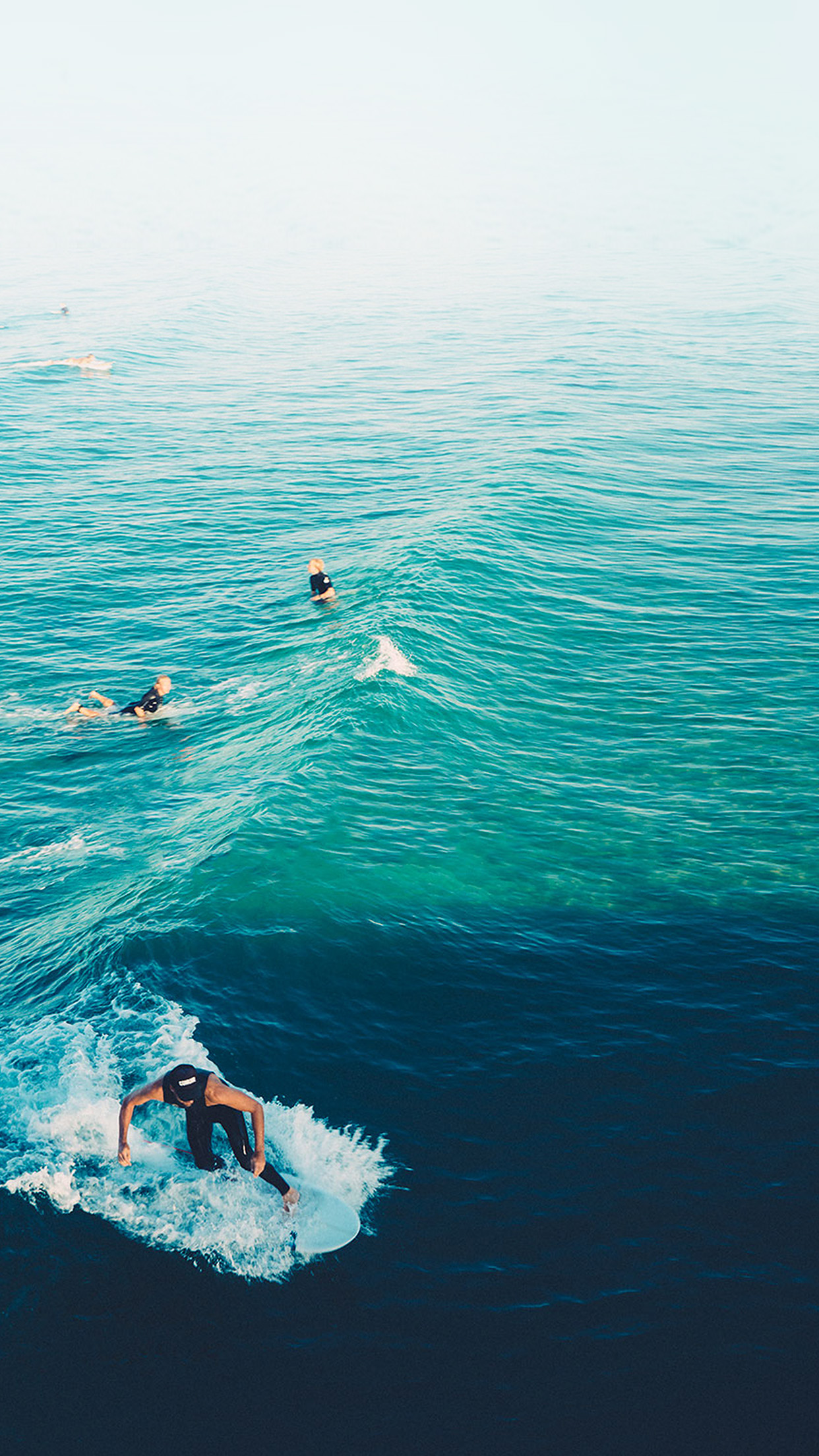 ms58-surfing-wave-summer-sea-ocean-blue - Papers.co