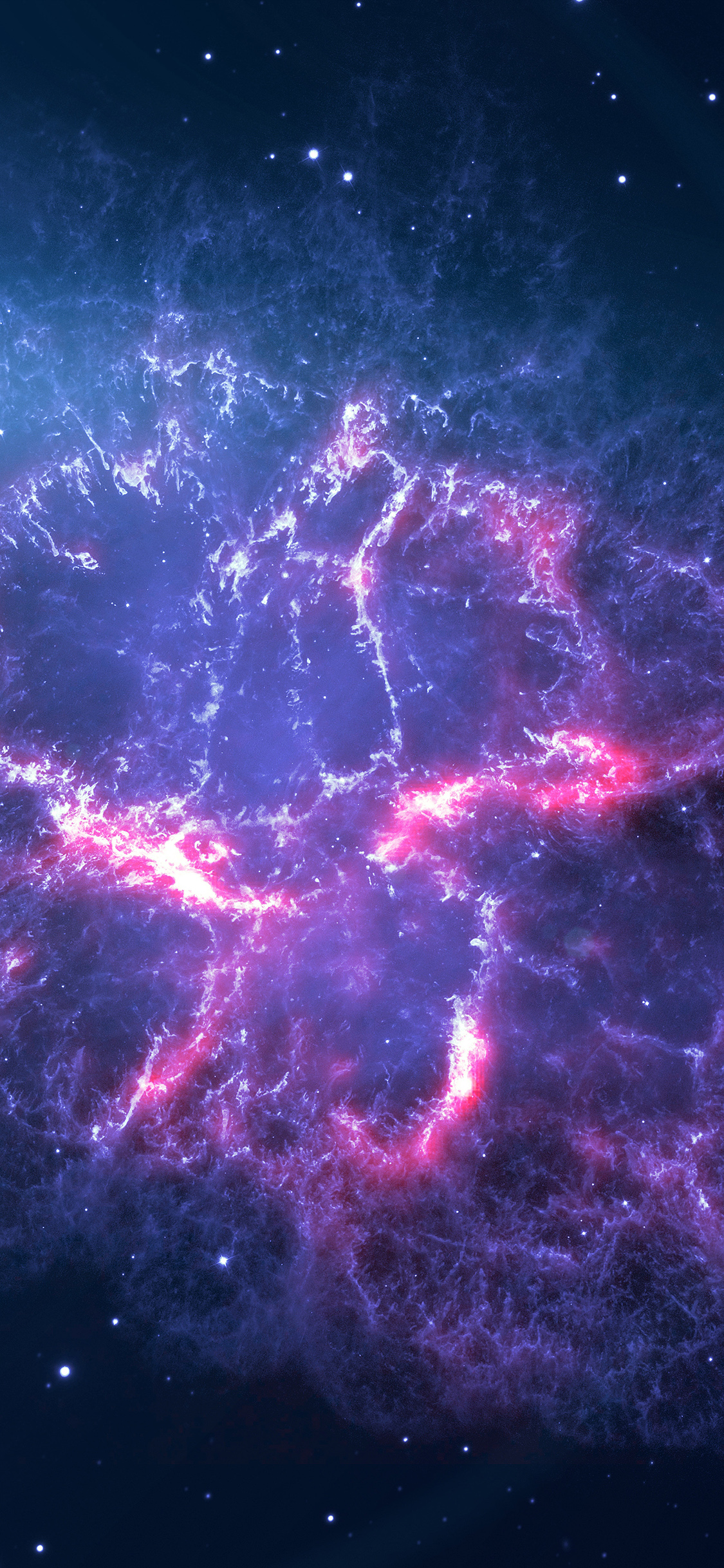 iPhonexpapers.com-Apple-iPhone-wallpaper-ms94-space-astronomy-galaxy-dark-purple-star-flare