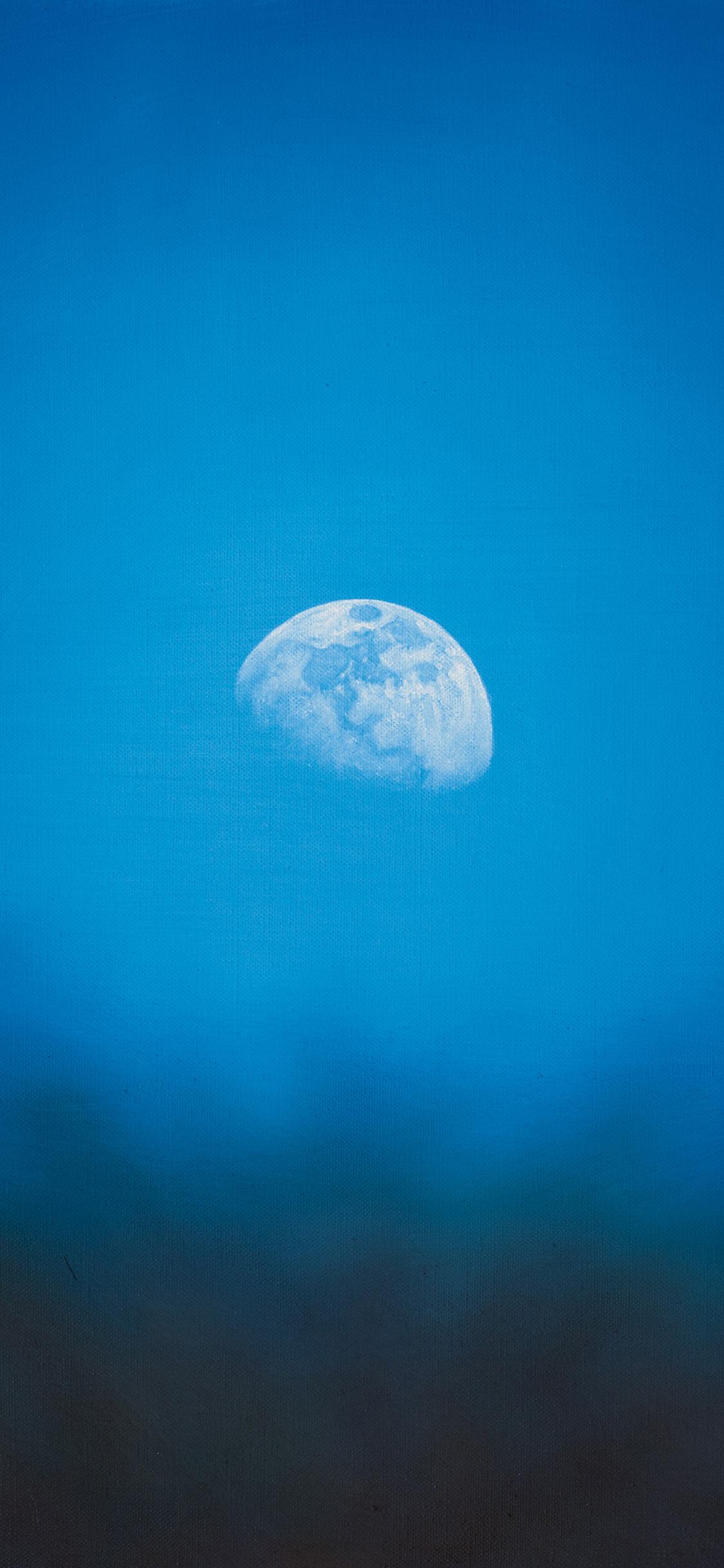 iPhoneXpapers.com-Apple-iPhone-wallpaper-mt01-moon-rise-day-nature-blue-dark-night