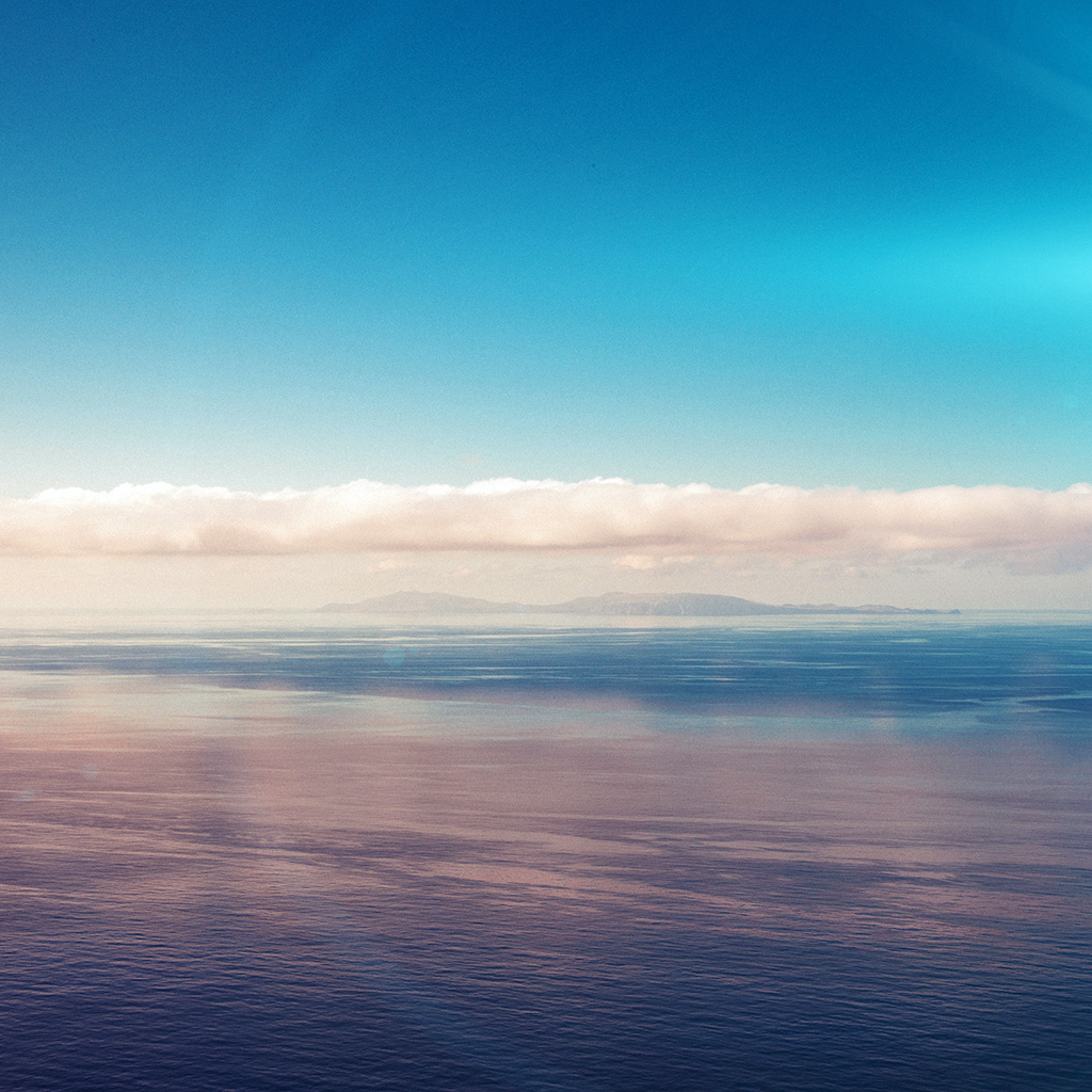 android-wallpaper-mt27-blue-sky-nature-ocean-view-flare-wallpaper