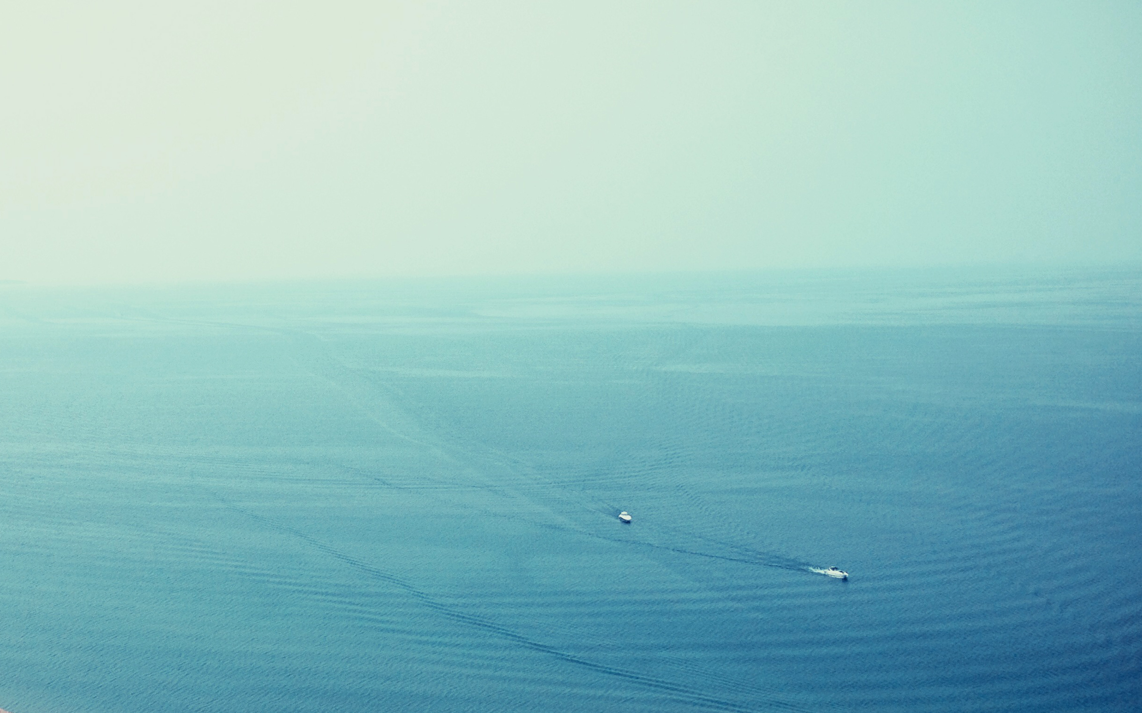 Mt38 Sea Blue Sky Clear Summer Nature Wallpaper