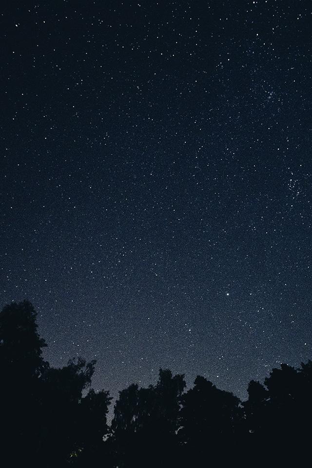 galaxy stars iphone wallpaper - photo #38