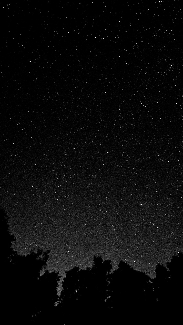 papers.co mt43 starry night sky star galaxy space white black 33 iphone6 wallpaper