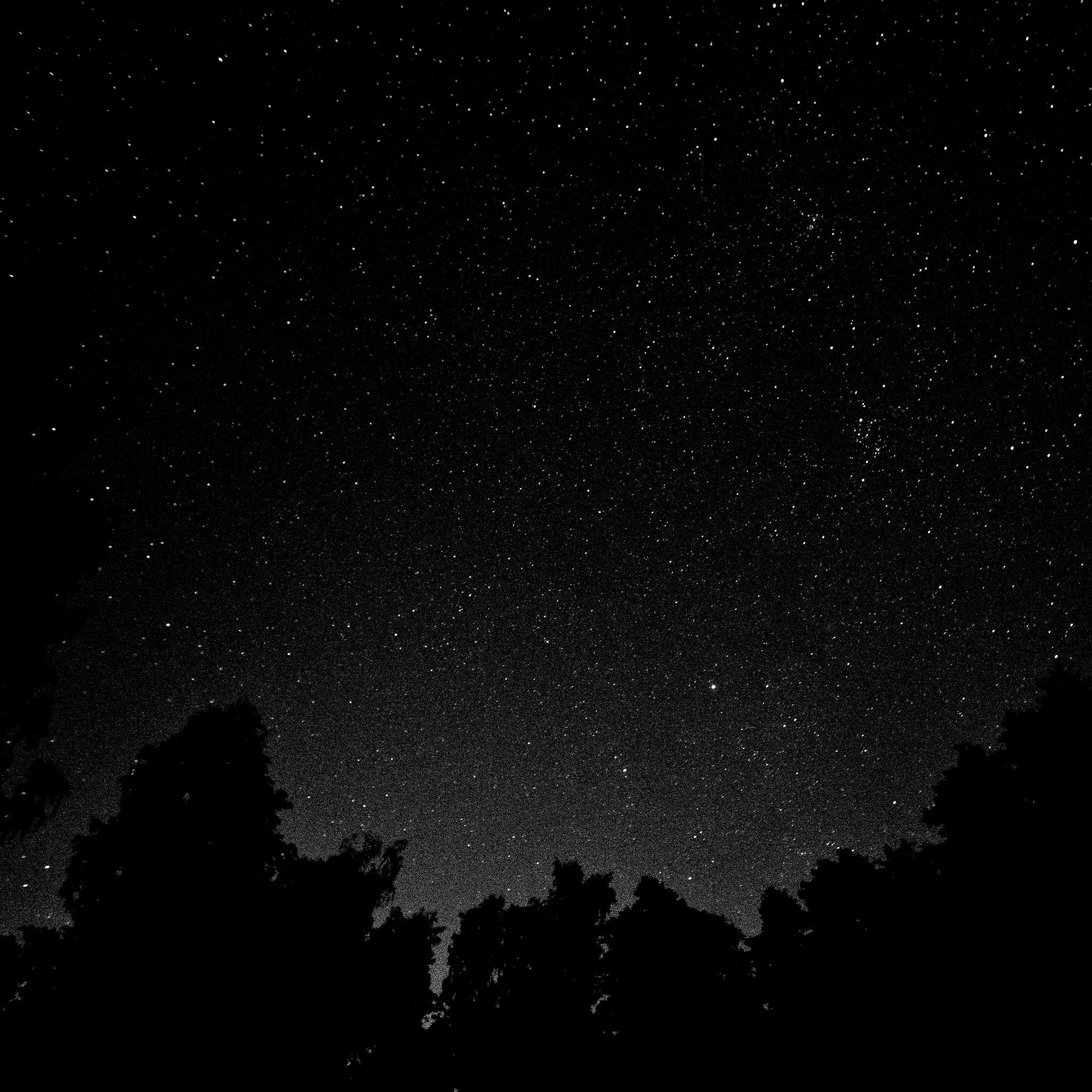 freeios7 mt43 starry night sky star galaxy space white