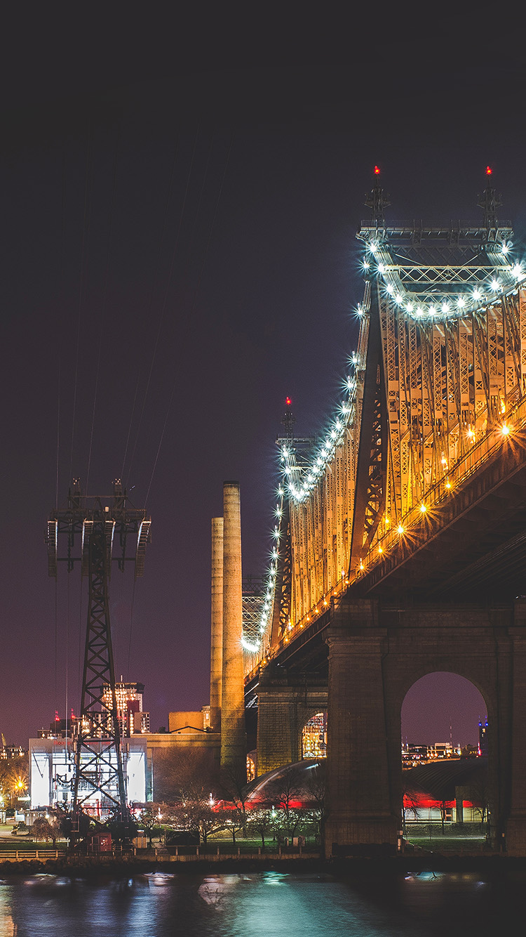 iPhone6papers.co-Apple-iPhone-6-iphone6-plus-wallpaper-mt57-city-night-bridge-light-view