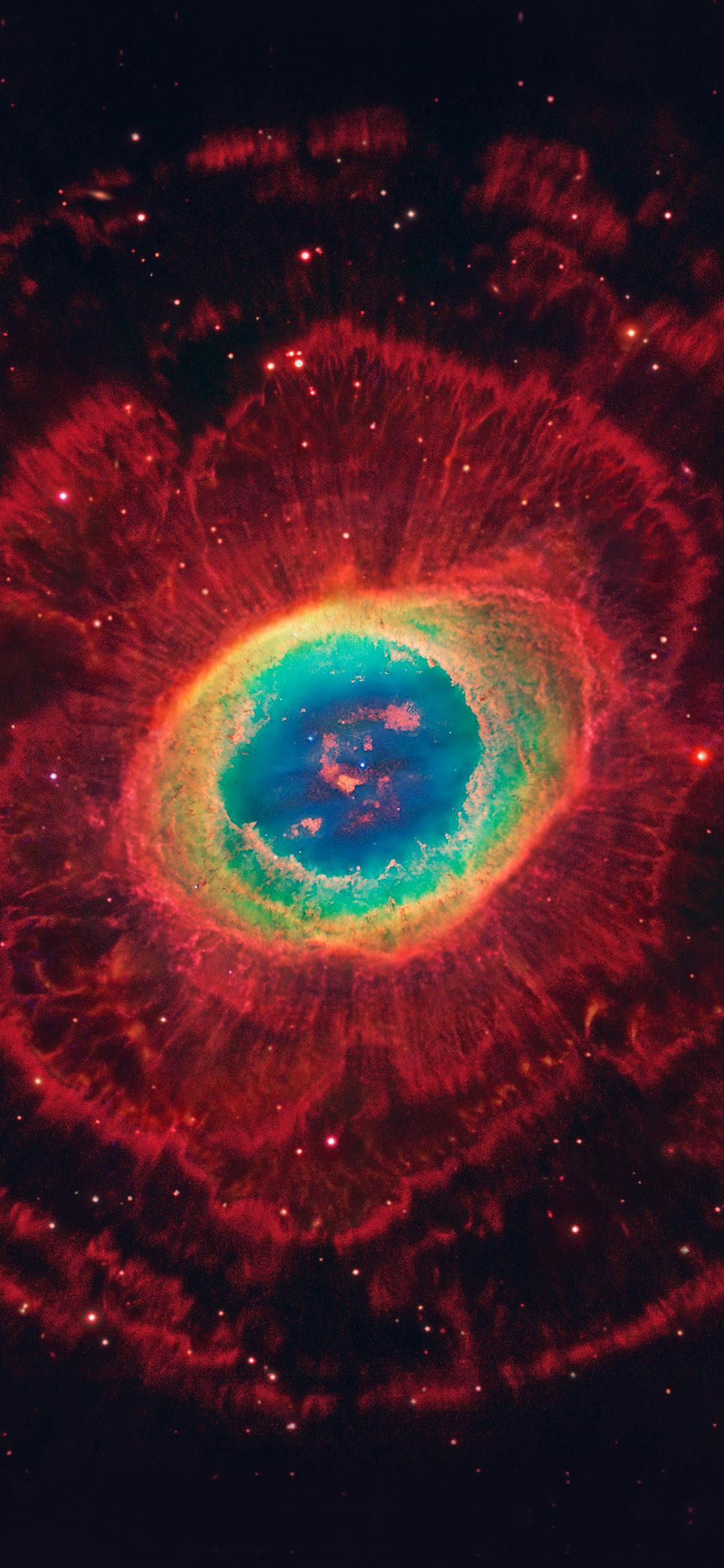 iPhonexpapers.com-Apple-iPhone-wallpaper-mt64-space-aurora-nebula-star-red-dark-night