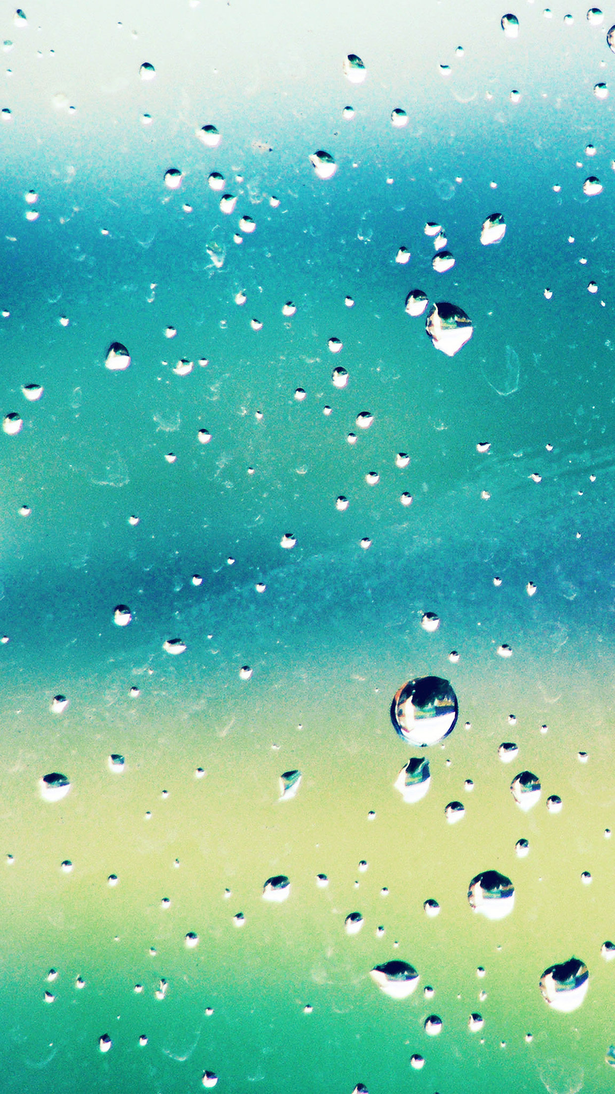 Iphone6papers Com Iphone 6 Wallpaper Mt67 Rainy Day Blue