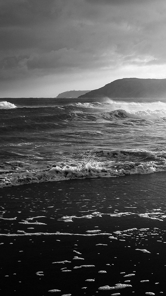 freeios8.com-iphone-4-5-6-plus-ipad-ios8-mt68-beach-costal-nature-sea-water-summer-bw-summer-flare