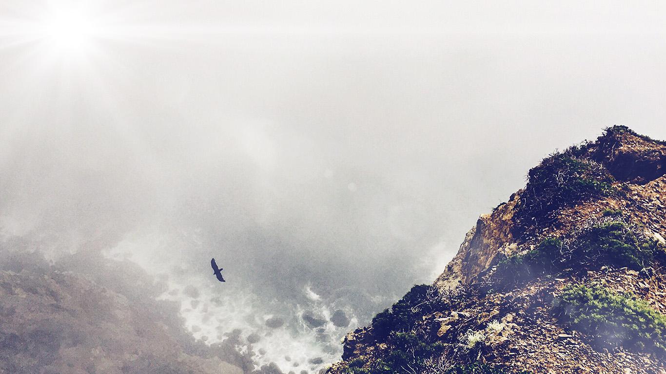 desktop-wallpaper-laptop-mac-macbook-air-mt80-mountain-bird-cliff-animal-fog-cloud-flare-wallpaper