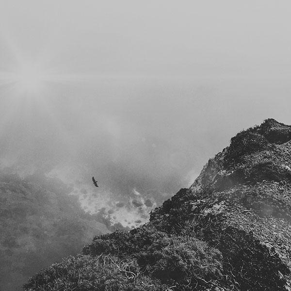 iPapers.co-Apple-iPhone-iPad-Macbook-iMac-wallpaper-mt81-mountain-bird-cliff-animal-fog-cloud-flare-bw-wallpaper