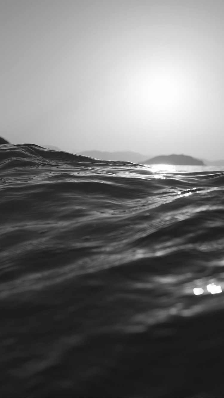 Papers.co-iPhone5-iphone6-plus-wallpaper-mt84-sea-dive-wave-dark-summer-ocean-nature-bw