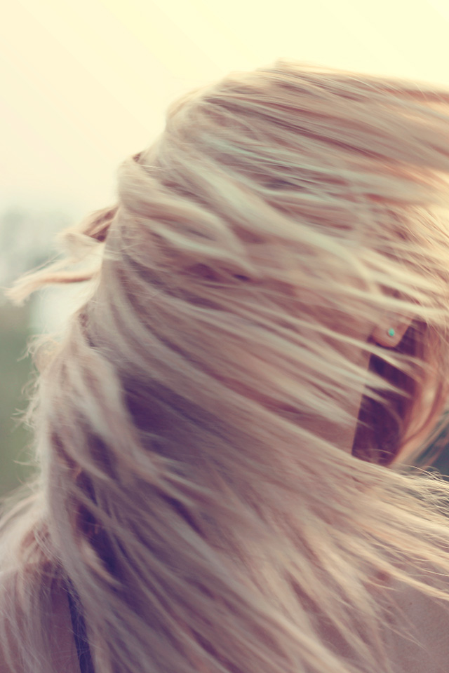 Freeios7 Mt86 Photo Woman Hair Blow Wind Love Human Parallax Hd