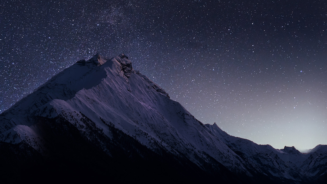 desktop-wallpaper-laptop-mac-macbook-air-mt89-mountain-night-snow-dark-star-wallpaper