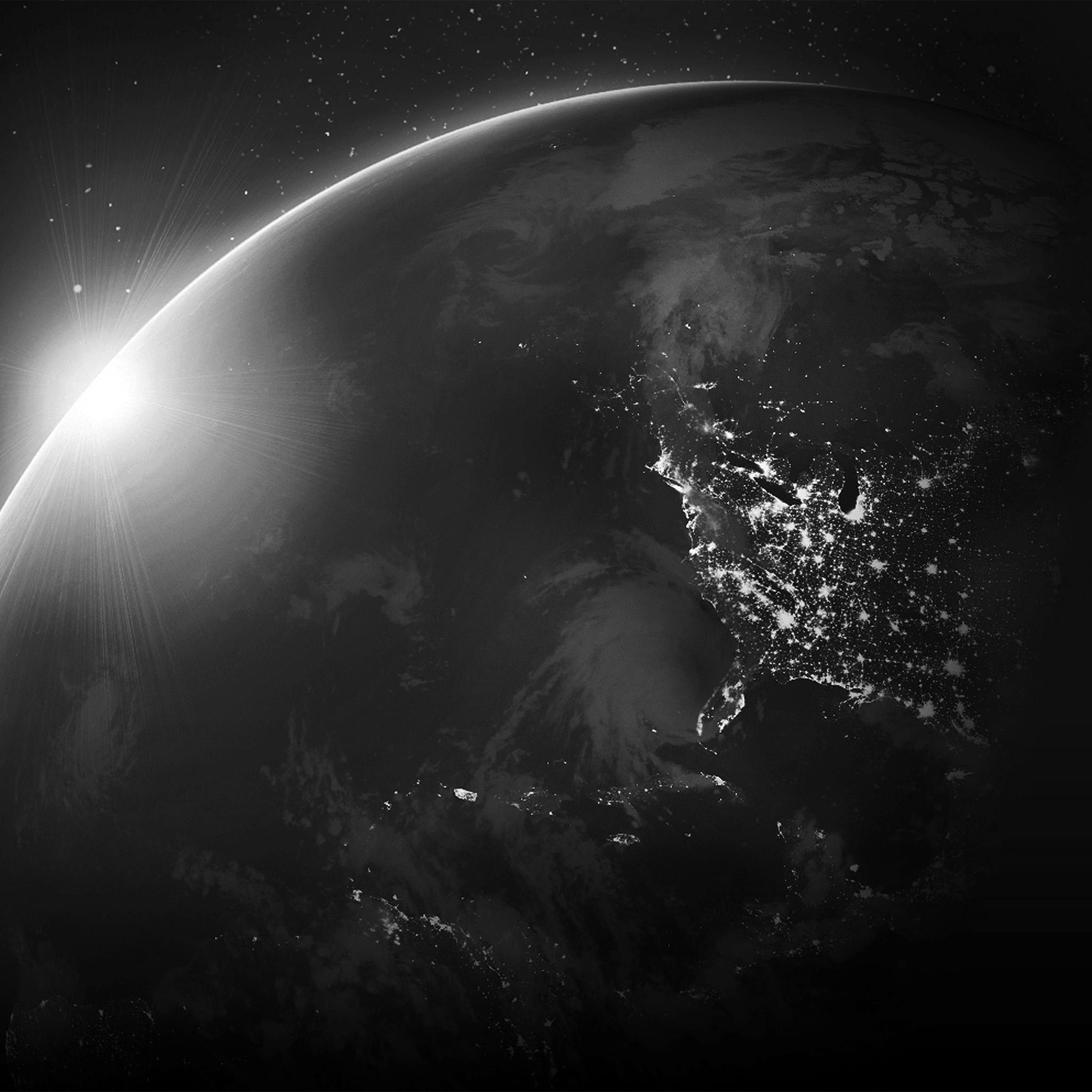 Mt96-space-light-sun-huawei-background-nature-art-dark-bw