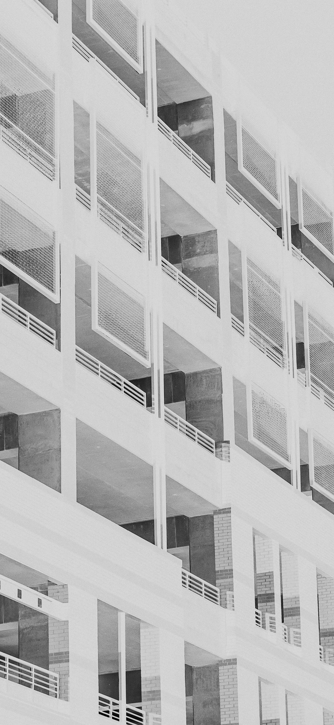 iPhoneXpapers.com-Apple-iPhone-wallpaper-mu18-bw-night-building-window-white-architecture-city