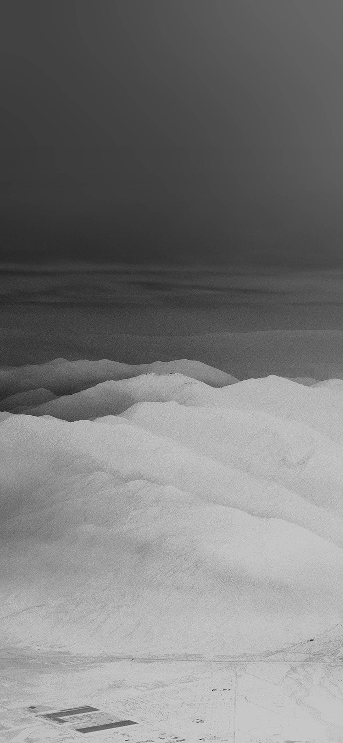 iPhoneXpapers.com-Apple-iPhone-wallpaper-mu41-mountain-fog-nature-white-bw-gray-sky-view