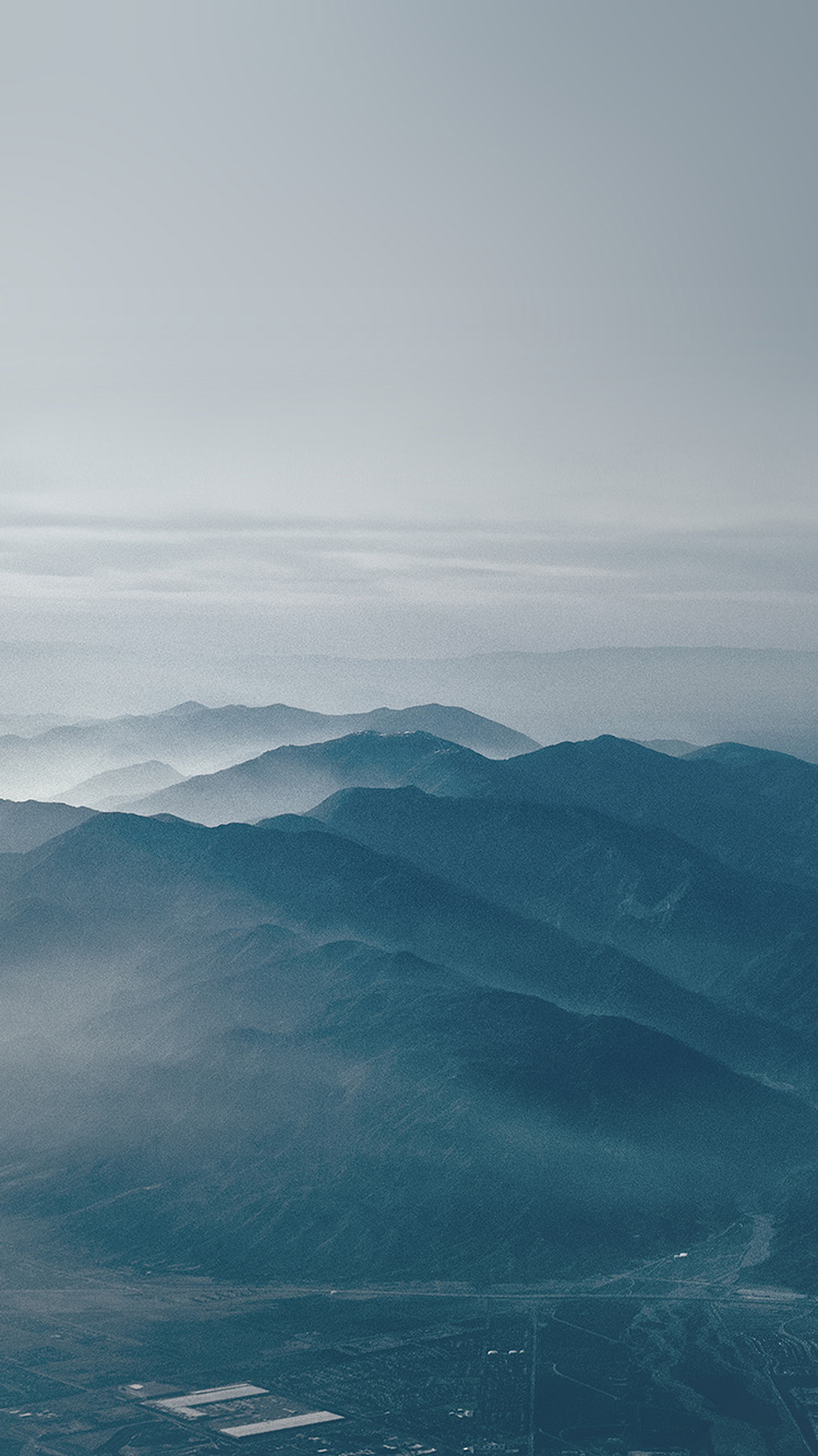 Papers.co-iPhone5-iphone6-plus-wallpaper-mu42-mountain-fog-nature-white-blue-sky-view