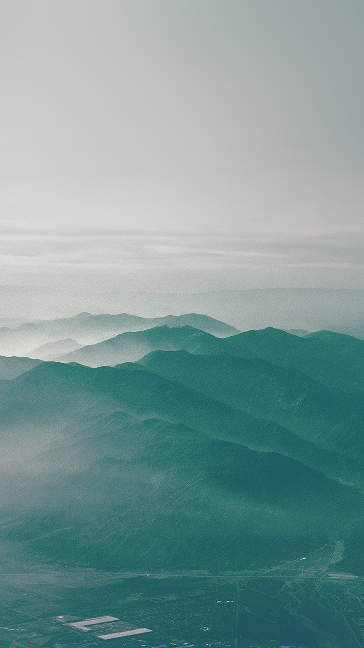 iPhone6papers.co-Apple-iPhone-6-iphone6-plus-wallpaper-mu44-mountain-fog-nature-green-flare-sky-view
