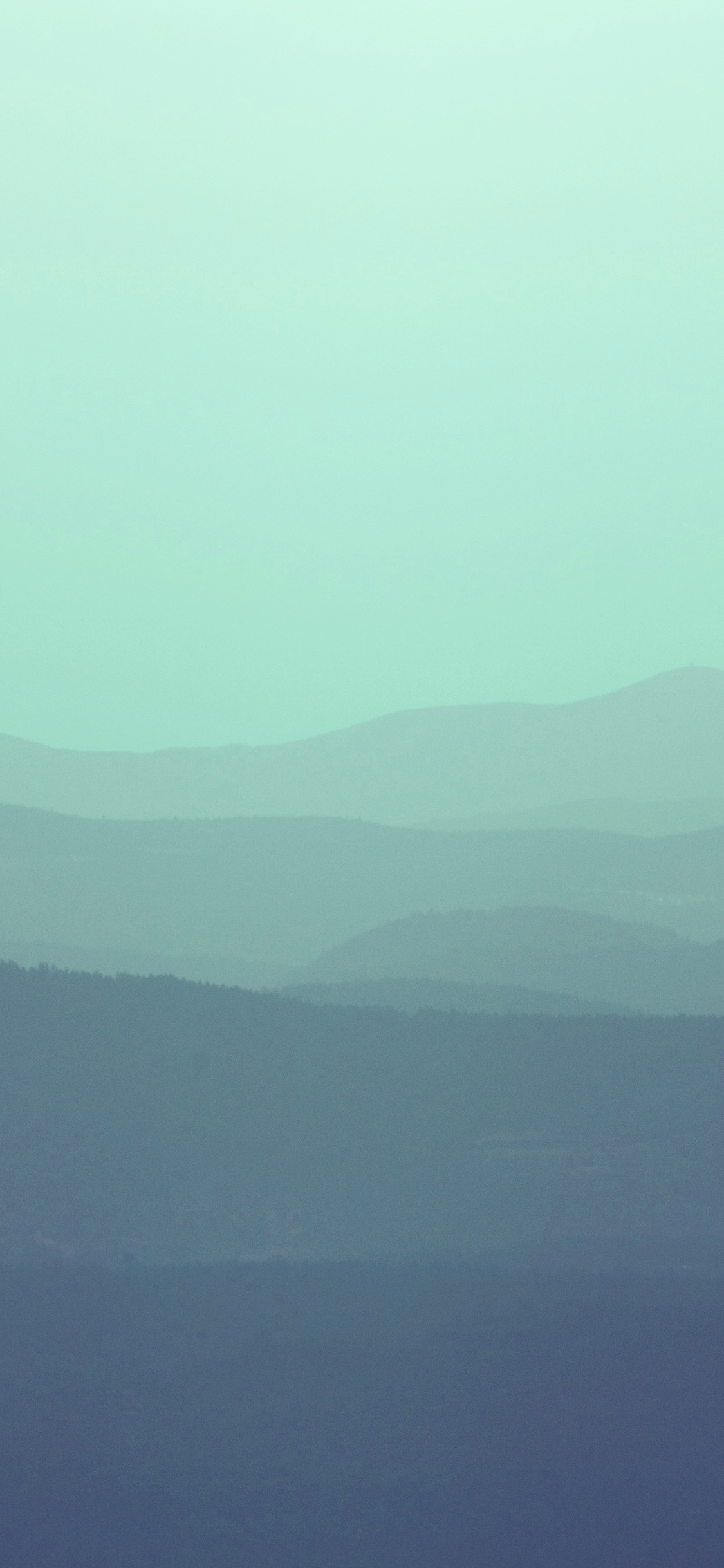 iPhonexpapers.com-Apple-iPhone-wallpaper-mu85-mountain-silhouette-blue-morning-nature