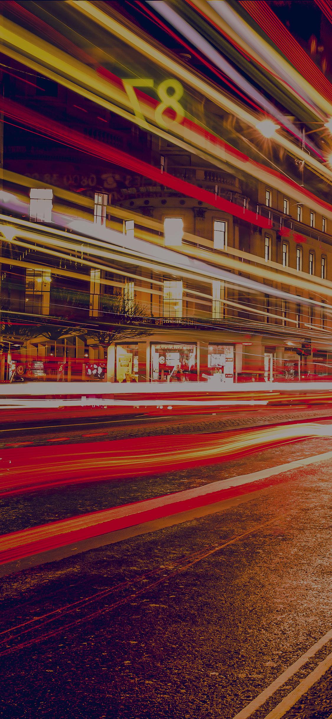 iPhoneXpapers.com-Apple-iPhone-wallpaper-mu96-london-city-car-lights-night-bokeh-dark