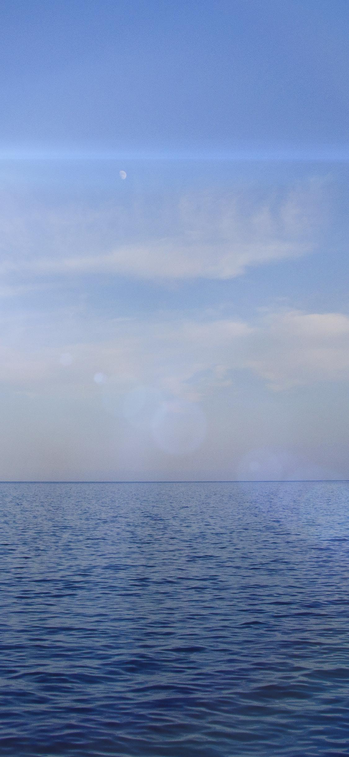 iPhoneXpapers.com-Apple-iPhone-wallpaper-mv17-sea-blue-ocean-sky-nature-flare