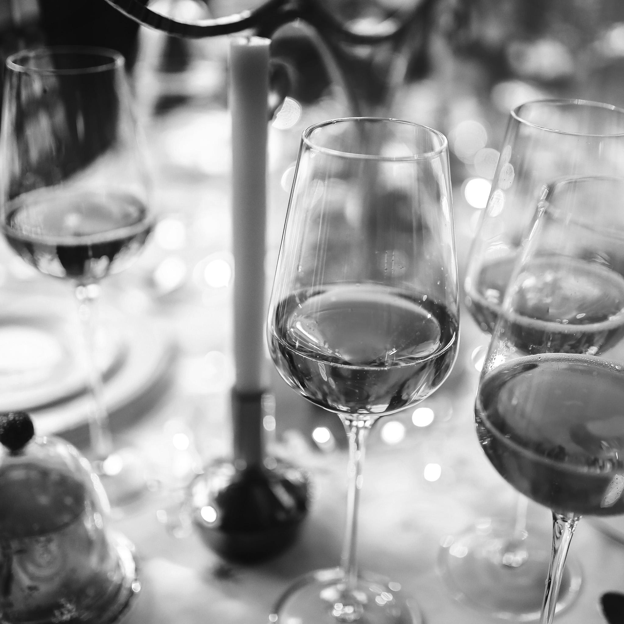 Mv31 Party Wine Glass City Life Love Food Dark Bw Wallpaper