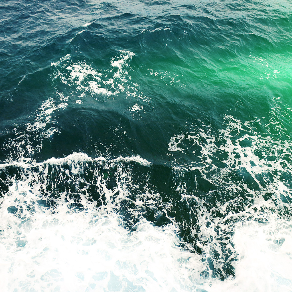 wallpaper-mv48-water-sea-vacation-texture-ocean-beach-green-wallpaper