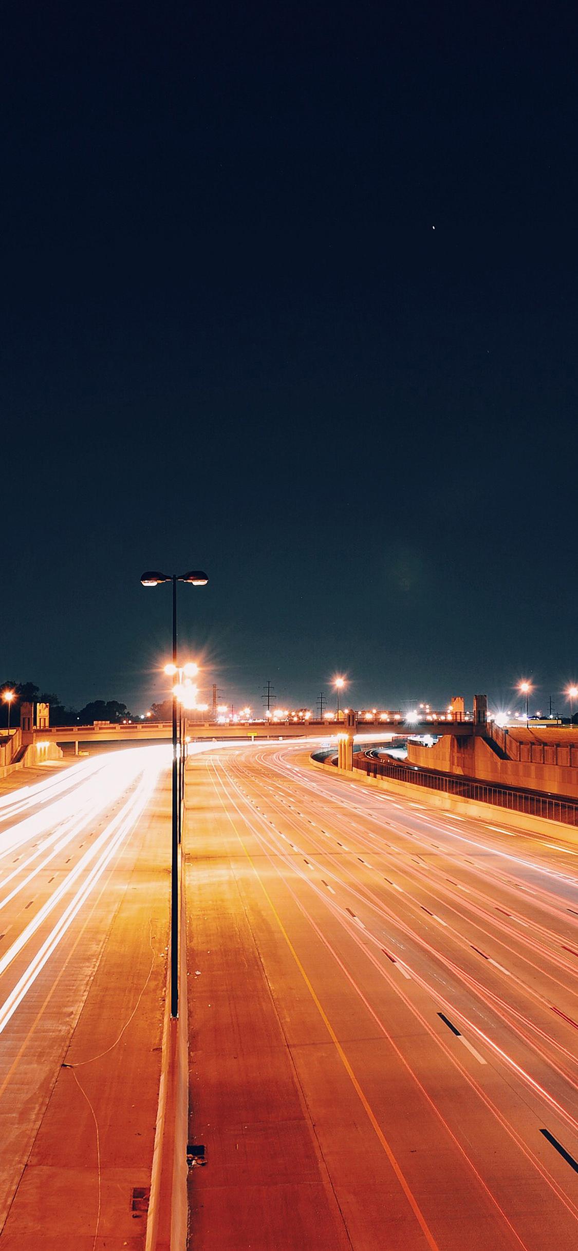 iPhoneXpapers.com-Apple-iPhone-wallpaper-mv59-road-street-city-night-car-lights
