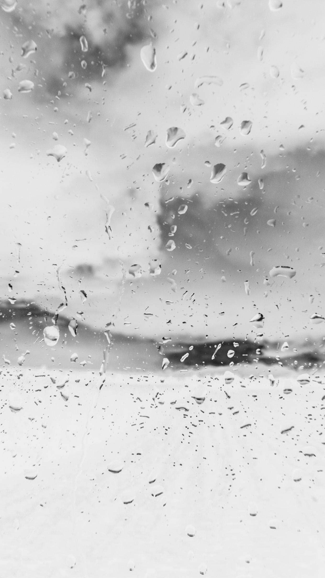 Iphone 8 plus - Rainy window wallpaper ...